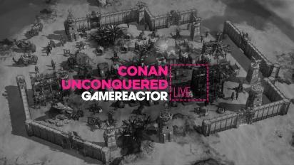 Conan Unconquered - Livestream-Wiederholung