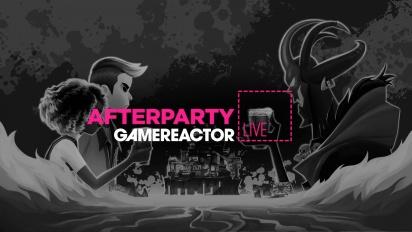 Afterparty - Livestream-Wiederholung
