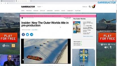 GRTV News - Befindet sich Outer Worlds 2 in der Vorproduktion?