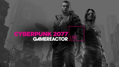 Cyberpunk 2077 - Livestream-Wiederholung (Launch-Version)