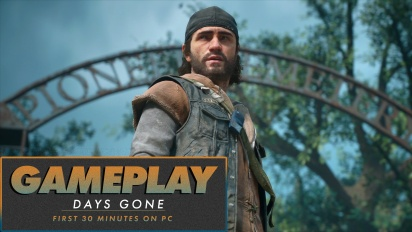 Days Gone - Die ersten 30 Minuten (PC-Version)
