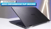 Asus Chromebook Flip CM5500: Quick Look