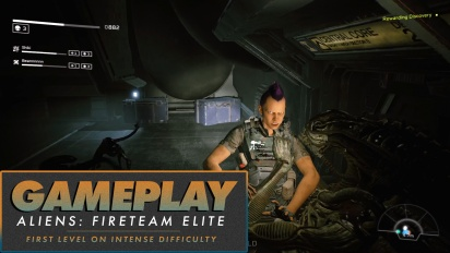 Aliens: Fireteam Elite - Eigenes Gameplay (Preview-Build)