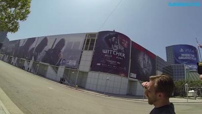 E3 2014: GRTV-Update #1 - LA Convention Center