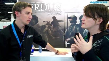Verdun - Interview Matt Hergaarden