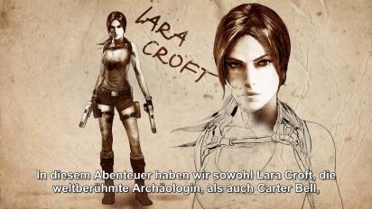 Lara Croft und der Tempel des Osiris - Entwickler-Tagebuch #1