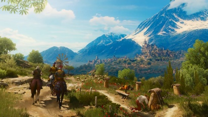 The Witcher 3: Wild Hunt - Blood and Wine Final Quest Trailer