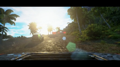 Gravel - Announcement trailer