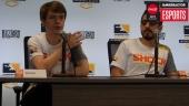 Overwatch League – San Francisco Shock - Pressekonferenz (1. Tag)
