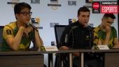 Overwatch League – Los Angeles Valiant - Pressekonferenz (1. Tag)