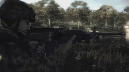 Operation Flashpoint 2 - Open World Modern Warfare Trailer