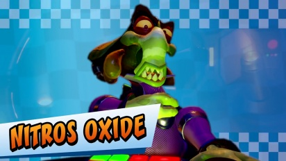 Crash Team Racing: Nitro-Fueled - Nitros Oxide