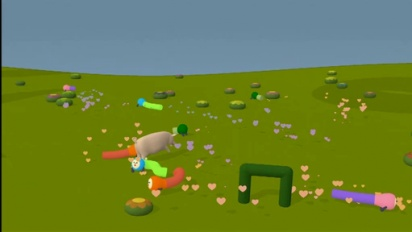 Noby Noby Boy - MP Piggy Gameplay Trailer