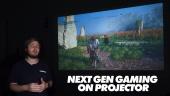 BenQ TH585 DLP Projector: Quick Look