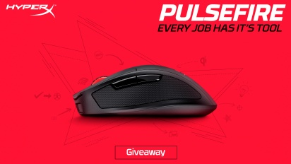HyperX Pulsefire - Every Job has it's Tool Showcase
