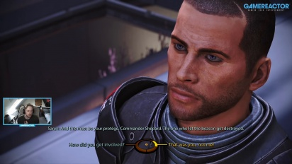 Mass Effect Legendary Edition - Livestream-Wiederholung