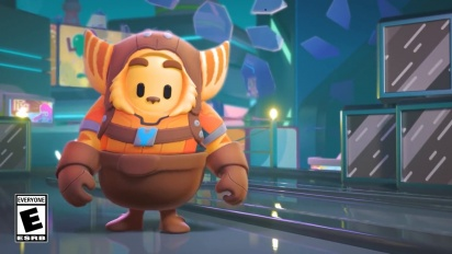 Fall Guys: Ultimate Knockout - Ratchet & Clank Limited Time Event Trailer