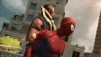 The Amazing Spider-Man 2 - The Video Game Trailer
