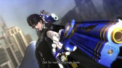 Bayonetta 2 - Die Hexe ist zurück-Trailer (Deutsch)