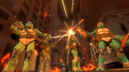Teenage Mutant Ninja Turtles: Mutants in Manhattan - Launch Trailer