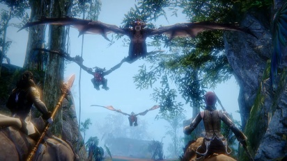 Riders of Icarus - Mounts Gameplay Trailer