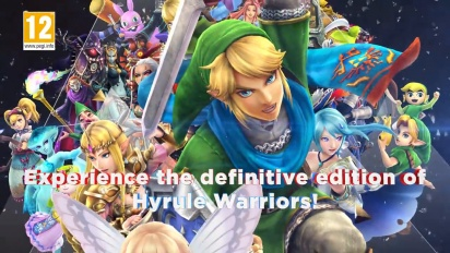 Hyrule Warriors: Definitive Edition - Overview Trailer