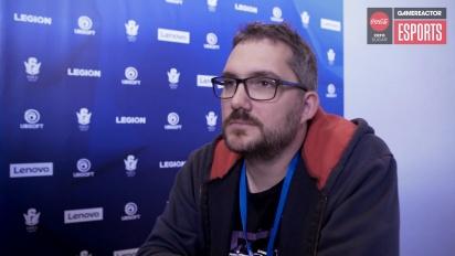 Six Major Paris - Leroy Athanassoff Interview