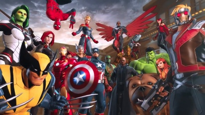 Marvel Ultimate Alliance 3: The Black Order – Nintendo Direct Trailer