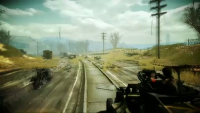 Terminator Salvation - Action Attack trailer