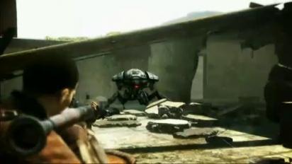 Terminator: Salvation - Gameplay Action Montage Trailer