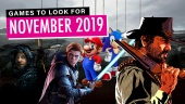 Games To Look For: November 2019