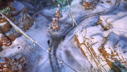 Wasteland 3 - Co-op Trailer