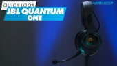 JBL Quantum One: Quick Look