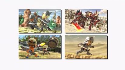 Super Smash Bros. Ultimate - Mii Fighter Costumes #9