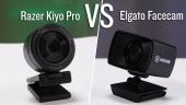 Webcams im Vergleich - Elgato Facecam vs. Razer Kiyo Pro vs. Logitech C920