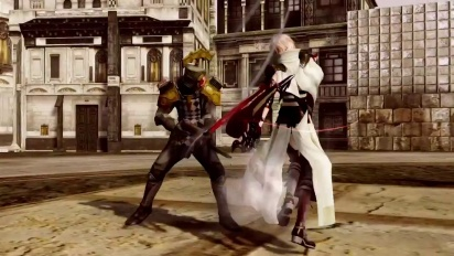 Lightning Returns: Final Fantasy XIII - Battle System Trailer