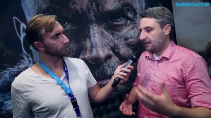 Lords of the Fallen - Interview Tomasz Gop
