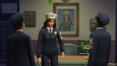 The Sims 4: Get to Work - Official Detective Gameplay Trailer
