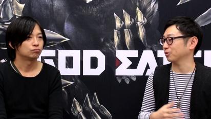 God Eater 2: Rage Burst - God Eater: Resurrection - Developer Diary #1