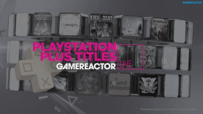 PS PLUS TITLES OCTOBER - LIVESTREAM REPLAY
