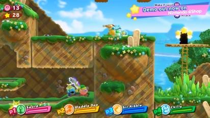 Kirby Star Allies - Demo Trailer