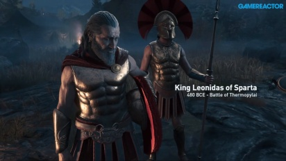 Assassin's Creed Odyssey - Story & Characters (Video#3)