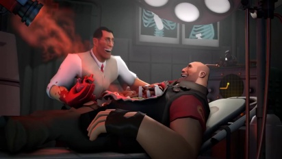 Team Fortress 2 - Meet The Medic Trailer