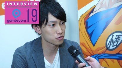 Dragon Ball Z: Kakarot - Interview mit Ryosuke Hara
