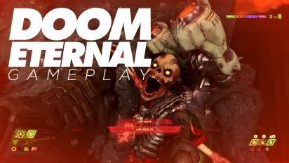 Doom Eternal - Kampagnen-Gameplay