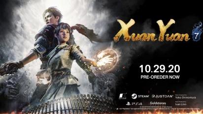Xuan-Yuan Sword VII - Release Date Trailer