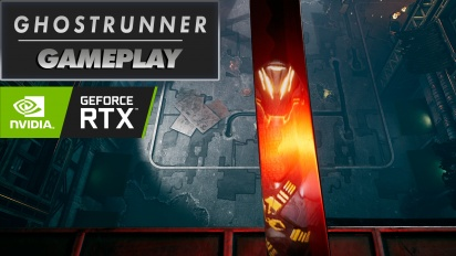 Ghostrunner - Raytracing-Gameplay