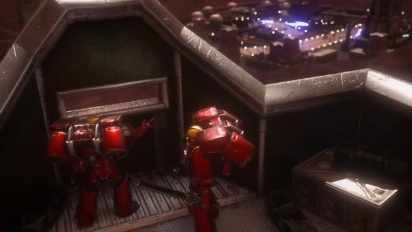 Warhammer 40,000: Battlesector - Release Trailer