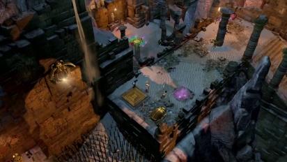 Lara Croft and the Temple of Osiris - Announcement Trailer (Englisch)