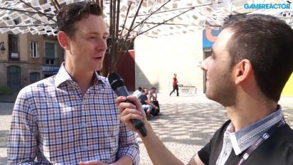 Gamelab 2014 - Interview Richard Lemarchand